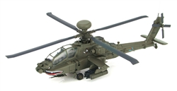 "US Army Boeing AH-64D Apache Longbow Attack Helicopter - 8th Battalion, 229th Aviation Regiment ""Flying Tigers"""