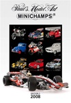 Minichamps 2008 1st Edition Catalog - 220 Pages