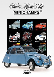 Minichamps 2009 1st Edition Catalog - 228 Pages