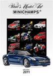 Minichamps 2011 1st Edition Catalog - 232 Pages
