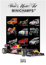 Minichamps 2012 1st Edition Catalog - 232 Pages