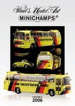 Minichamps 2006 2nd Edition Catalog - 24 Pages