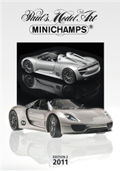 Minichamps Minichamps 2011 2nd Edition Catalog - 24 Pages