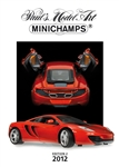 Minichamps 2012 2nd Edition Catalog - 24 Pages