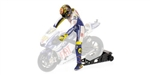 2009 Valentino Rossi Figurine with Start Box - GP 500