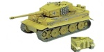 German Late Version Sd. Kfz. 181 PzKpfw VI Tiger I Ausf. E Heavy Tank - Eastern Front, 1944