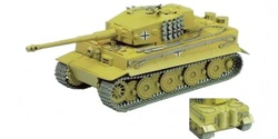 German Late Production Sd. Kfz. 181 PzKpfw VI Tiger I Ausf. E Heavy Tank - Eastern Front, 1944