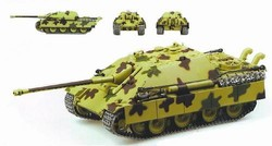 German Late Version Sd. Kfz. 173 Jagdpanther Tank Destroyer - schwere Panzerjager Abteilung 559, Russian Front, 1944