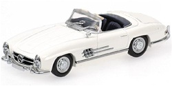 1957 Mercedes-Benz 300SL Roadster - White