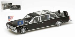 1964 Lyndon Baines Johnson Lincoln X-100 Presidential Parade Limousine