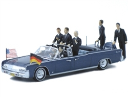 1963 John Fitzgerald Kennedy Lincoln X-100 Presidential Parade Limousine - JFKs Trip to Berlin, Summer 1963