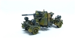 German 88mm Flak 36/37 Anti-Aircraft Gun - Summer Camouflage