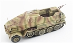 German Sd.Kfz.8 DB10 Gepanzerte (Armored) 12-Ton Prime Mover - Summer Camouflage