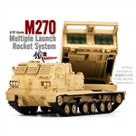 US Ground Self-Defense Forces M270 Multiple Launch Rocket System (MLRS)