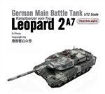 German Kampfpanzer Leopard 2A7 Main Battle Tank - Winter Camouflage