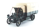 Royal Italian Army Fiat 18 BL Transport Truck with Four Figures