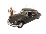1958 Citroen DS 19 Prestige with Pope John XXIII