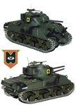 M4A3 Sherman Medium Tank - British Guards Armored Division