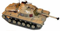 Israeli M48 A3 Patton Medium Tank