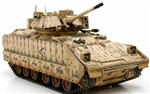 US M2A2 Bradley Infantry Fighting Vehicle - 24th Infantry Division [Mechanized], Kuwait, 1991