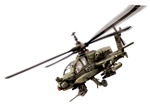 US Army Boeing AH-64A Apache Attack Helicopter - 1st Air Cavalry Division, Kuwait, 1991