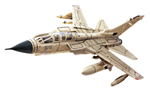 RAF Panavia GR. Mk. 1 Tornado IDS Fighter-Bomber - Operation Desert Storm, 1991