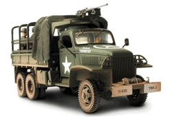 1942 Production US Army GMC CCKW 353 6x6 2-1/2 Ton Truck - 1st Infantry Division, Normandy, 1944 [D-Day Commemorative Packaging]