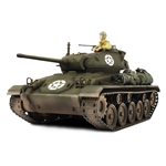 US M24 Chaffee Light Tank - 117th Cavalry Reconnaissance Squadron (Mecz), Operation Nordwind, Alsace and Lorraine, France, January 1945 (1:32 Scale)