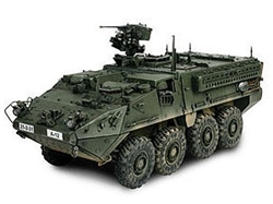 US M1126 Stryker Infantry Carrier Vehicle - Stryker Brigade Combat Team 1: 3rd Brigade, 2nd Infantry Division, Iraq, 2003