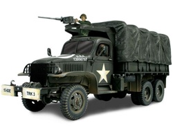 1942 Production US Army GMC CCKW 353 6x6 2-1/2 Ton Truck - Normandy, 1944 [D-Day Commemorative Packaging]
