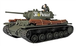 Russian Kliment Voroshilov KV-1 Heavy Tank - Unidentified Unit, Eastern Front, 1942