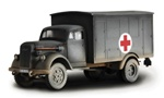 German Opel 4x4 Ambulance - Unidentified Unit, France, 1940