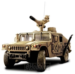 US Army M1036 Humvee With TOW Missile Launcher - 101st Airborne Division [Air Assault], Kuwait, 1991