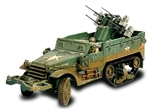 US M16 Multiple Gun Motor Carriage - 3rd Armored Division, Normandy, 1944 [D-Day Commemorative Packaging]