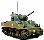 US M4A3 Sherman Medium Tank - 3rd Armored Division Spearhead, Normandy, 1944