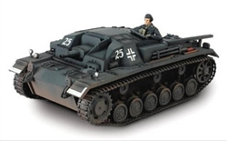 German Sturmgeschutz III Ausf. B Assault Gun - White 25, Unidentified Unit, Eastern Front, 1941