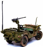 US Willys-Overland Jeep - 82nd Airborne Division All-American, Normandy, 1944