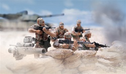 US 24th Infantry Division [Mechanized] Figure Pack