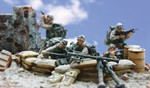 US 3rd Infantry Division [Mech] Figure Pack - Operation Iraqi Freedom, 2003