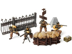 US 1st Infantry Division Big Red One Figure Pack - Normandy, 1944 [D-Day Commemorative Packaging]