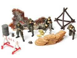 German 352.Infanterie Division Figure Pack - Normandy, 1944 [D-Day Commemorative Packaging]