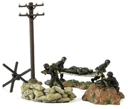 US 29th Infantry Division Figure Pack - Normandy, 1944