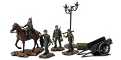 German SS Cavalry Division Figure Pack - Eastern Front, 1942