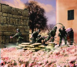 German Panzer Grenadiers Figure Pack - 12.SS Panzer Division Hitler Jugend, Normandy, 1944