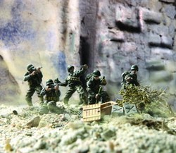 US 7th Infantry Figure Pack - Normandy, 1944