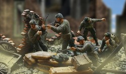 US 82nd Airborne Division 'All-American', 3rd Battalion, 505th Parachute Infantry Regiment Figure Pack