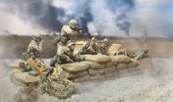 US 1st Marine Division Figure Pack