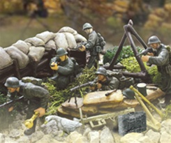 German 716.Infanterie Division Figure Pack