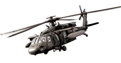 US Army Sikorsky UH-60L Black Hawk Helicopter - Operation Iraqi Freedom, Baghdad, Iraq, 2003
