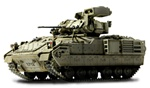 US M3A2 Bradley Cavalry Fighting Vehicle - Operation Iraqi Freedom, Baghdad, 2003